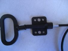"RECLINER  D HANDLE CABLE TD3 - SHORTER FREE CABLE (3"" INSTEAD OF 5"") VERSION OF THE TD1 CABLE"